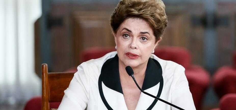 [Dilma diz a Lula que não pretende concorrer a cargo nenhum em 2018]