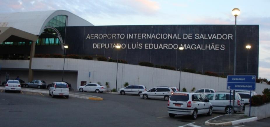 [Tarifas do aeroporto de Salvador são reajustadas pela Anac]