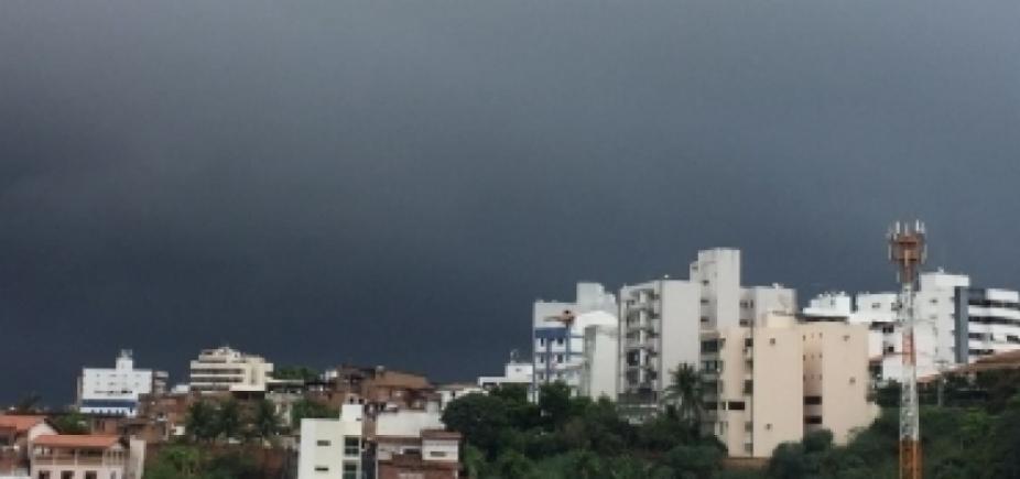 [Chuva deve voltar a cair em Salvador neste fim de semana; veja previsão ]
