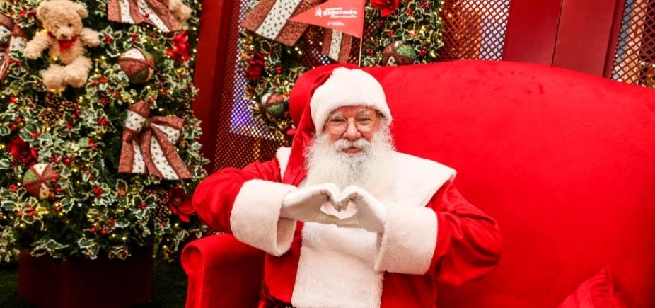 [Empresa oferece 16 vagas para Papai Noel em Salvador; salário chega a R$ 6 mil ]