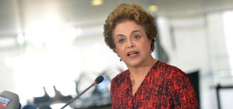 [Dilma diz que