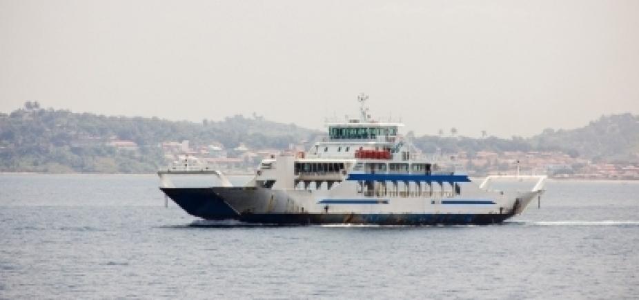 [Operação do ferry para o feriado de 7 de Setembro será antecipada]