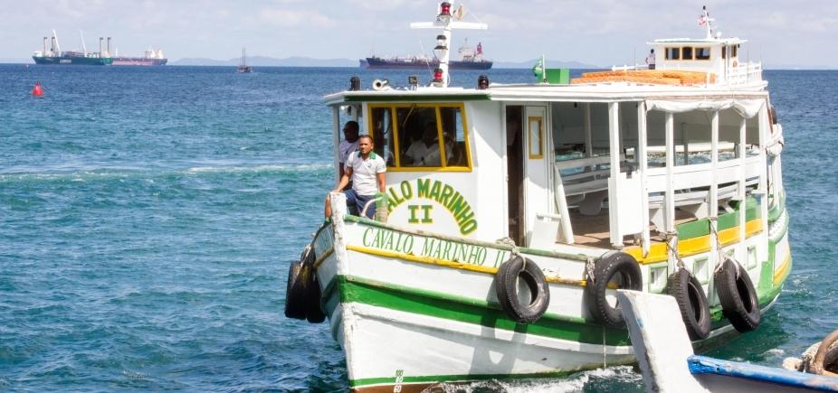 [Travessia Salvador-Mar Grande está suspensa neste domingo devido ao mau tempo]