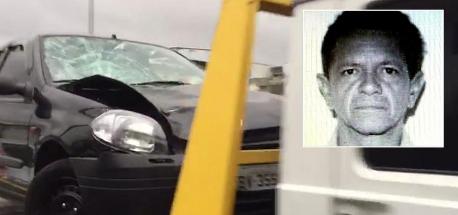 [Motorista que arrastou e matou ciclista em São Paulo se entrega após atropelamento]