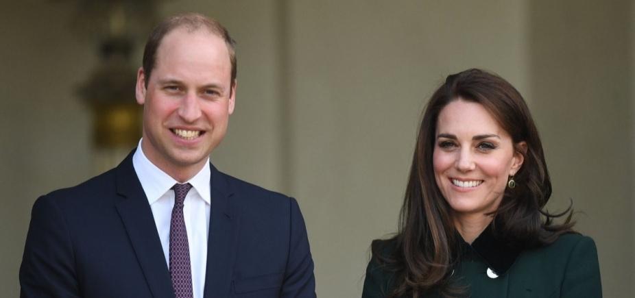 [Coroa britânica: Kate Middleton anuncia terceira gravidez ]