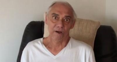 Guerreiro! Marcelo Rezende faz vídeo para desmentir boatos: