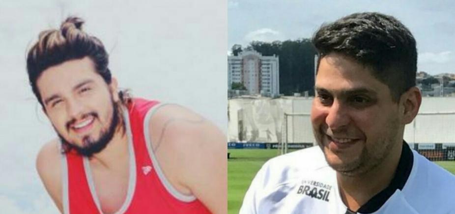 [Luan Santana é substituído por Jorge, dupla com Mateus, em filme sobre o Corinthians]