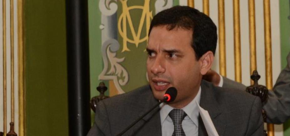 [Leo Prates desconversa sobre ser candidato a deputado estadual: