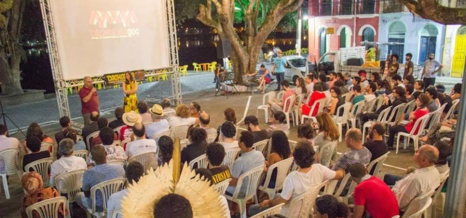[Festival CachoeiraDoc inicianesta terça;programação é gratuita]