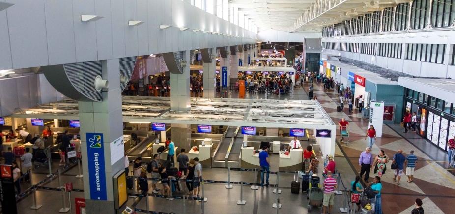 [Vinci minimiza construção de 2ª pista no Aeroporto de Salvador: \