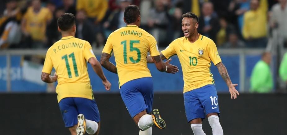 [Eliminatórias: Metrópole transmite Colômbia x Brasil direto de Barranquilla]