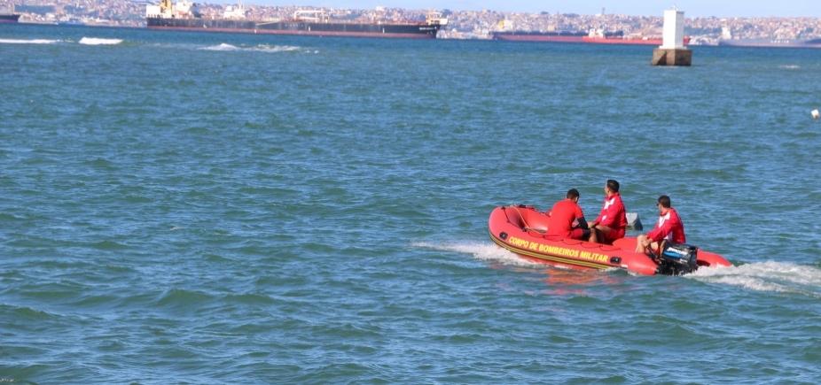 [Bombeiros suspendem buscas por adolescente desaparecida em Mar Grande; entenda]