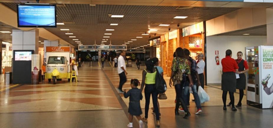 [Obras de melhorias no aeroporto de Salvador devem ser finalizadas em 2019, diz nova concessionária ]