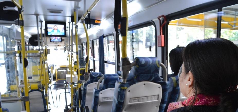 [Mais um caso: mulher denuncia abuso sexual em ônibus; suspeito nega e é liberado]