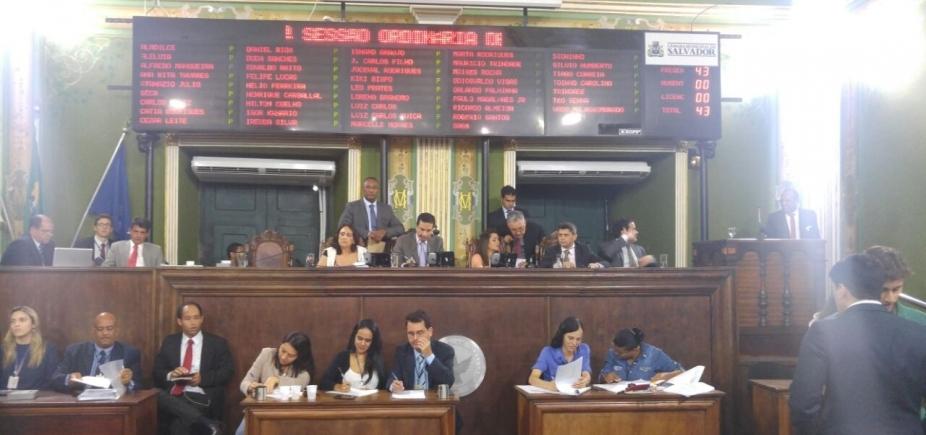 [Salvador Simplifica: Câmara aprova projeto