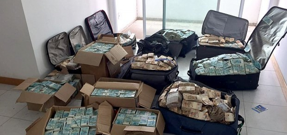 [PF conta mais de R$ 50 milhões em dinheiro atribuído a Geddel]