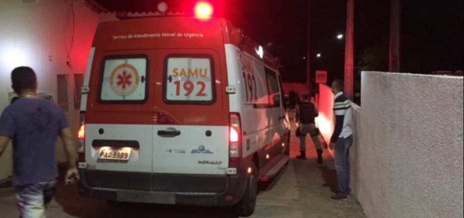 [Jovem baleada durante troca de tiros em ônibus continua internada em estado grave]