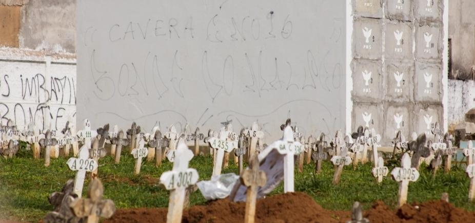 [Licitação para ampliar vagas em cemitérios de Salvador será lançada na próxima semana]
