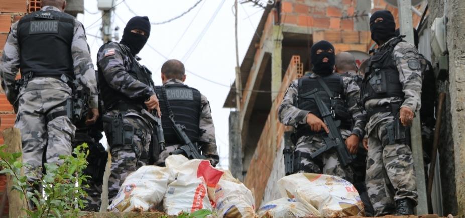 [Ação policial apreende quatro toneladas de maconha em Salvador e Lauro de Freitas]