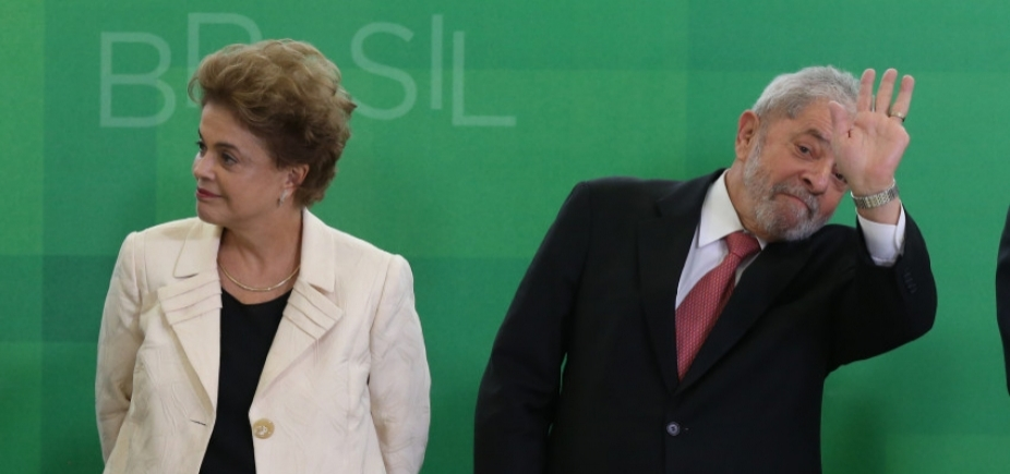[PGR denuncia Lula e Dilma ao STF por obstrução de justiça]