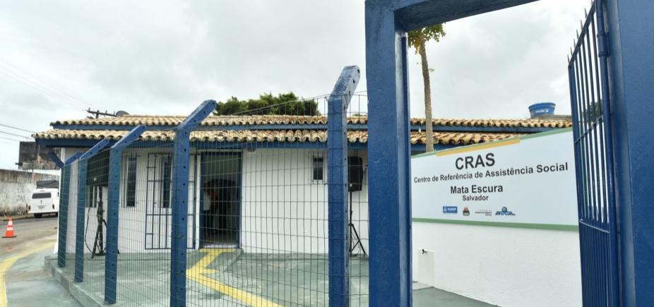 [Após reforma, Prefeitura entrega Centro de Referência da Assistência Social de Mata Escura]