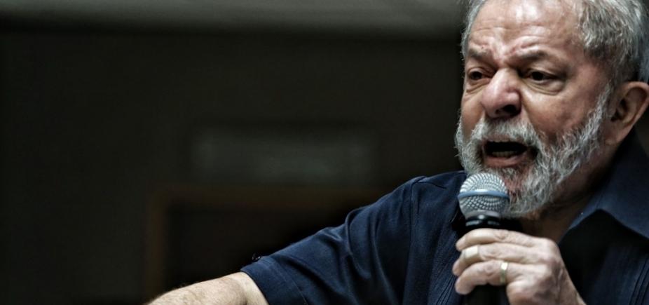 [Denunciado pela PGR, Lula diz que Janot tem