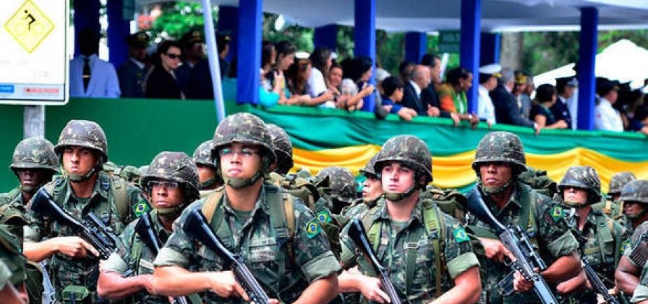 [Confira esquema de transporte e trânsito para desfile de 7 de setembro em Salvador nesta quinta]