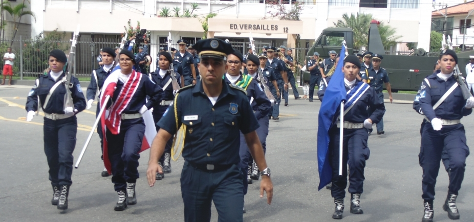 [Após ficar de fora de desfile, Guarda Municipal nega que má fama tenha influenciado na decisão]