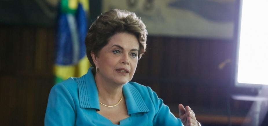 [Dilma rebate ex-ministro e diz que relato de Palocci é uma \