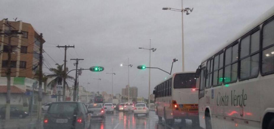 [Tempo permanece nublado e pode chover neste final de semana em Salvador]