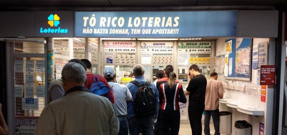 [Três apostas feitas na Bahia levam prêmio de R$ 5,9 milhões na Lotofácil ]