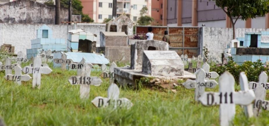 [Cemitérios das ilhas de Salvador não serão ampliados: \