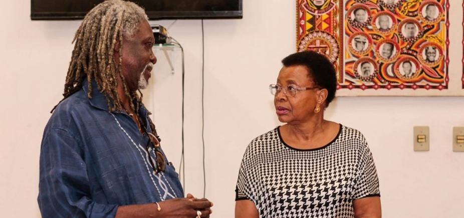 [Bloco afro Ilê Aiyê anuncia homenagem a Nelson Mandela no carnaval de 2018]