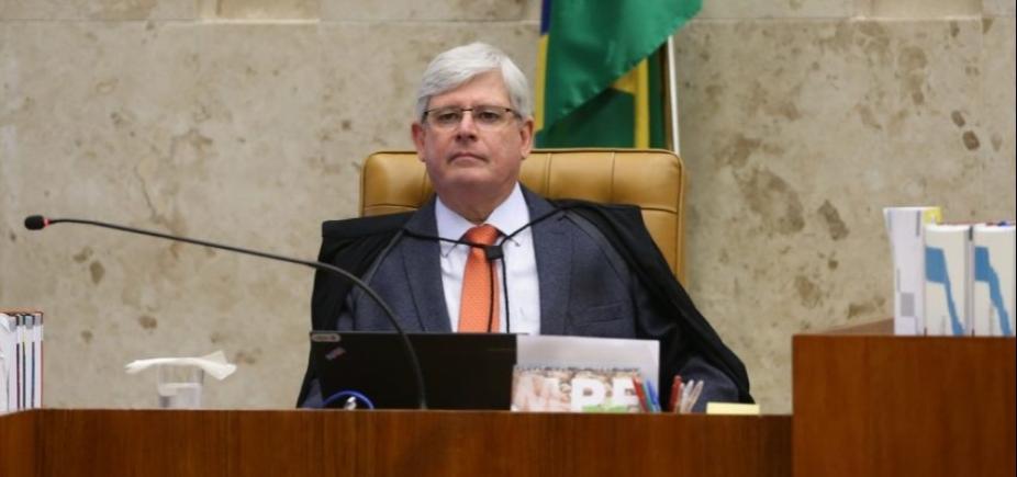[Janot apresenta ao STF denúncia contra políticos do PMDB do Senado por organização criminosa]