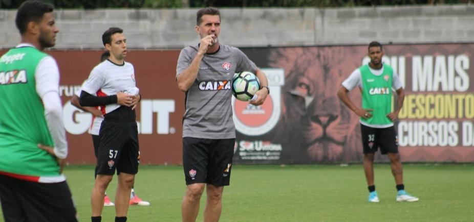 [Mancini confirma mudanças no time titular para enfrentar o Fluminense]