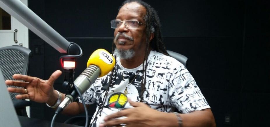 [Presidente do Olodum critica ausência do bloco afro no Réveillon de Salvador: