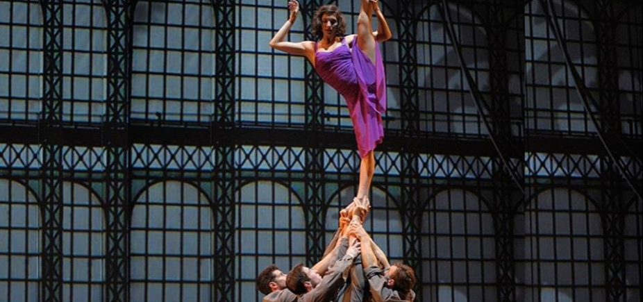 [Com turnê em Salvador, Cirque Éloize apresenta o espetáculo Cirkopolis neste sábado; veja]