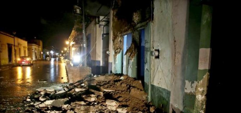 [Sobe para 58 número de mortos em terremoto no México]