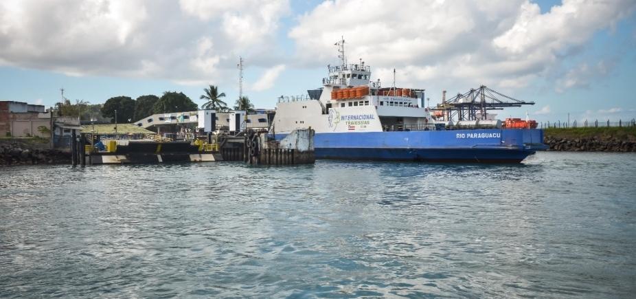 [Sistema Ferry-Boat vai funcionar 24h entre domingo e segunda-feira]