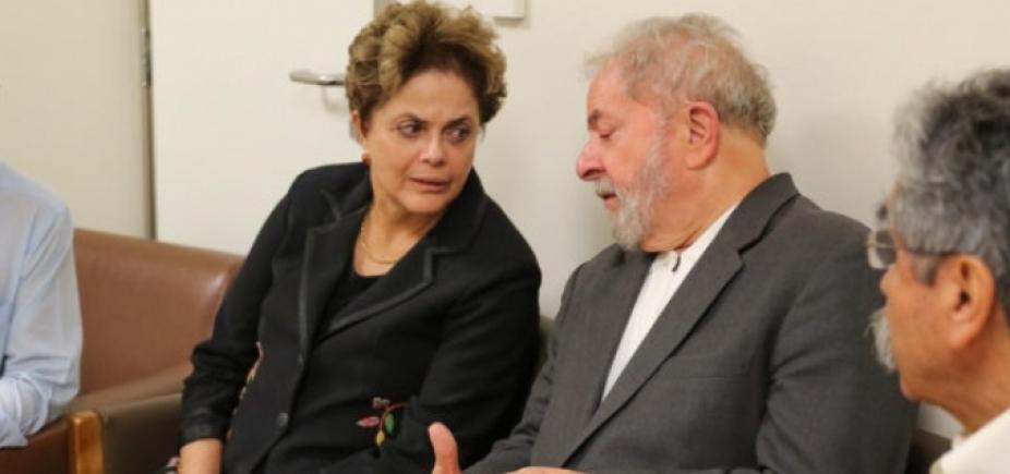 [Fachin envia denúncia contra Lula e Dilma por obstrução para a 1ª instância]