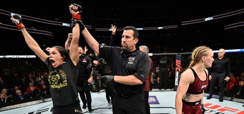 [UFC: Amanda Nunes vence Valentina Shevchenko e mantém cinturão ]