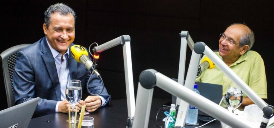 [Mário Kertész recebe Rui Costa no Jornal da Bahia no Ar desta segunda-feira ]
