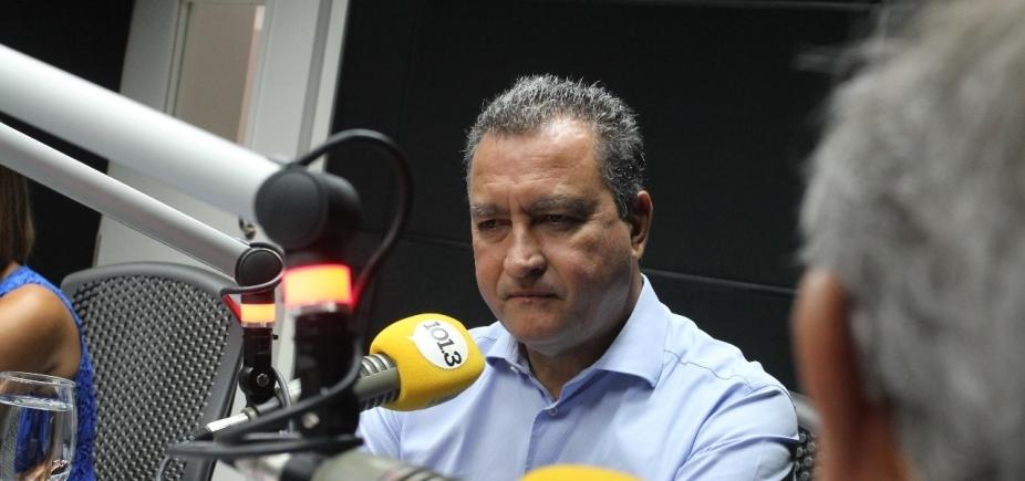 """[Rui diz que prefeitos do interior querem distância de quem faz """"futrica e fofoca""""]"""