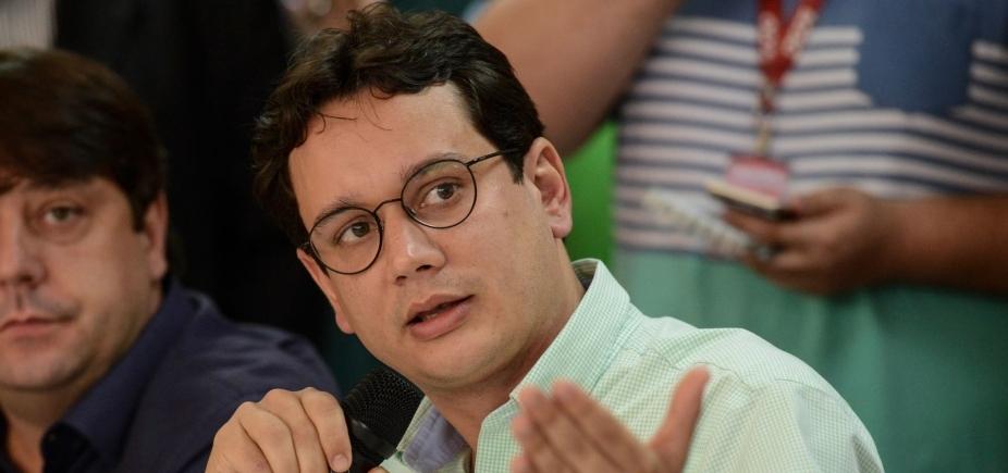 [Secretário André Fraga assume temporariamente a Codesal após prisão de Gustavo Ferraz]