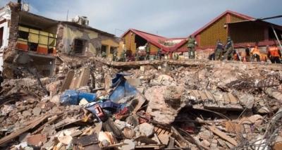 Sobe para 96 o número de mortos em terremoto no México