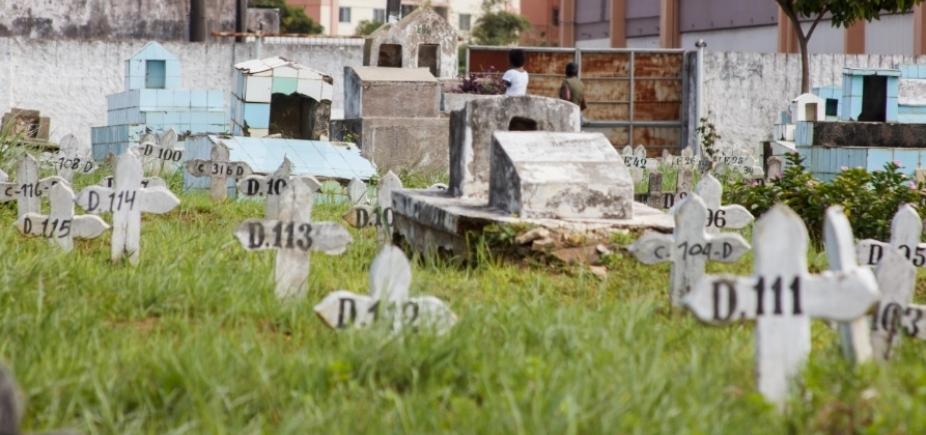 [Com atraso, prefeitura abre licitação para construir 490 novas gavetas em cemitérios]