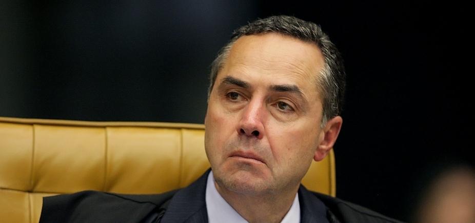 [Barroso é sorteado relator no STF de pedido de inquérito contra Temer]