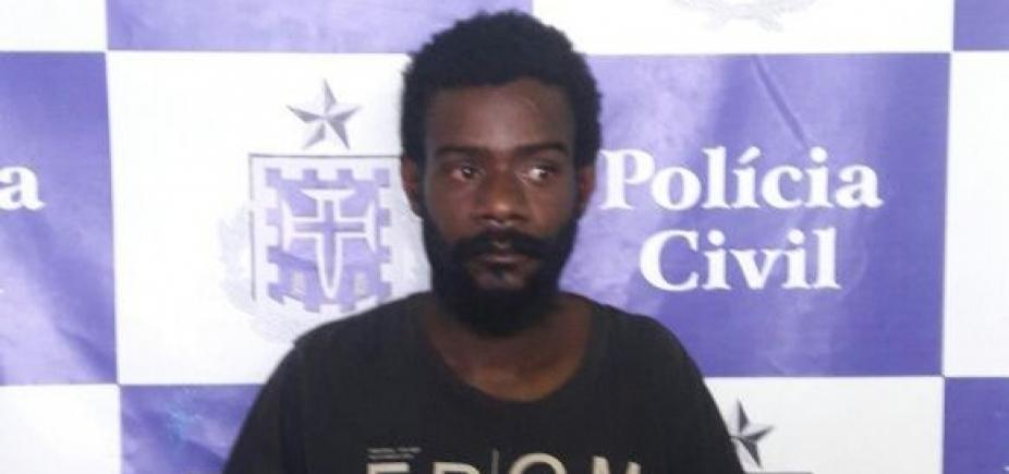 [Polícia prende acusado de roubo a ônibus na Baixa do Fiscal]
