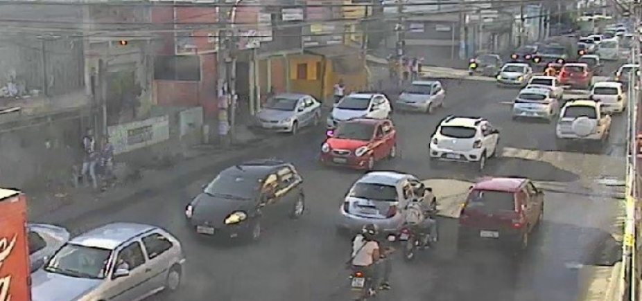 [Atropelamento deixa trânsito lento na região do Largo do Campo Santo; confira]
