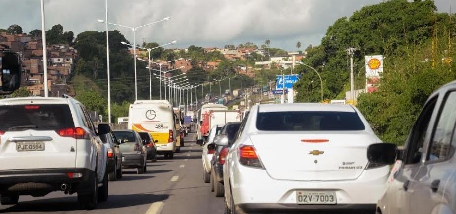 [BR-324 tem um dos cinco trechos mais letais do Brasil, diz levantamento ]